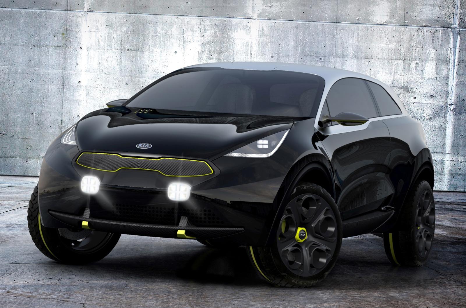 Model przyszłości: Kia Niro 8