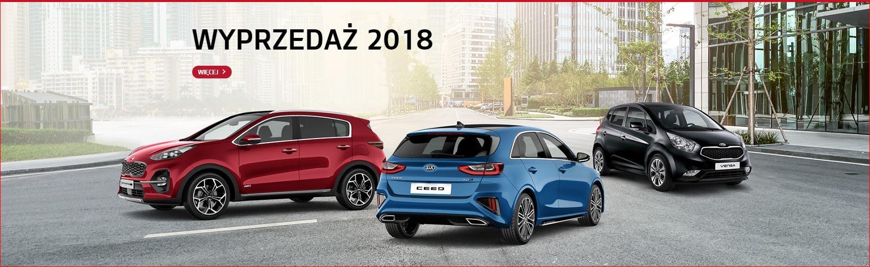 Zyskaj na zakupie samochodów KIA z rocznika 2018 7