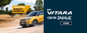 Samochody SUZUKI z rocznika 2018 w atrakcyjnych cenach 3
