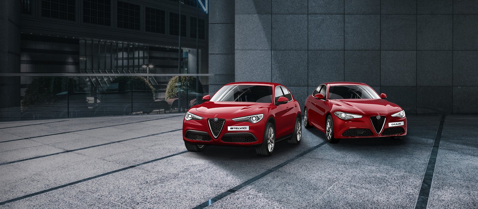 Atrakcyjny leasing samochodowy w ALFA ROMEO 1
