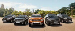 Nowe możliwości w Dacia 5