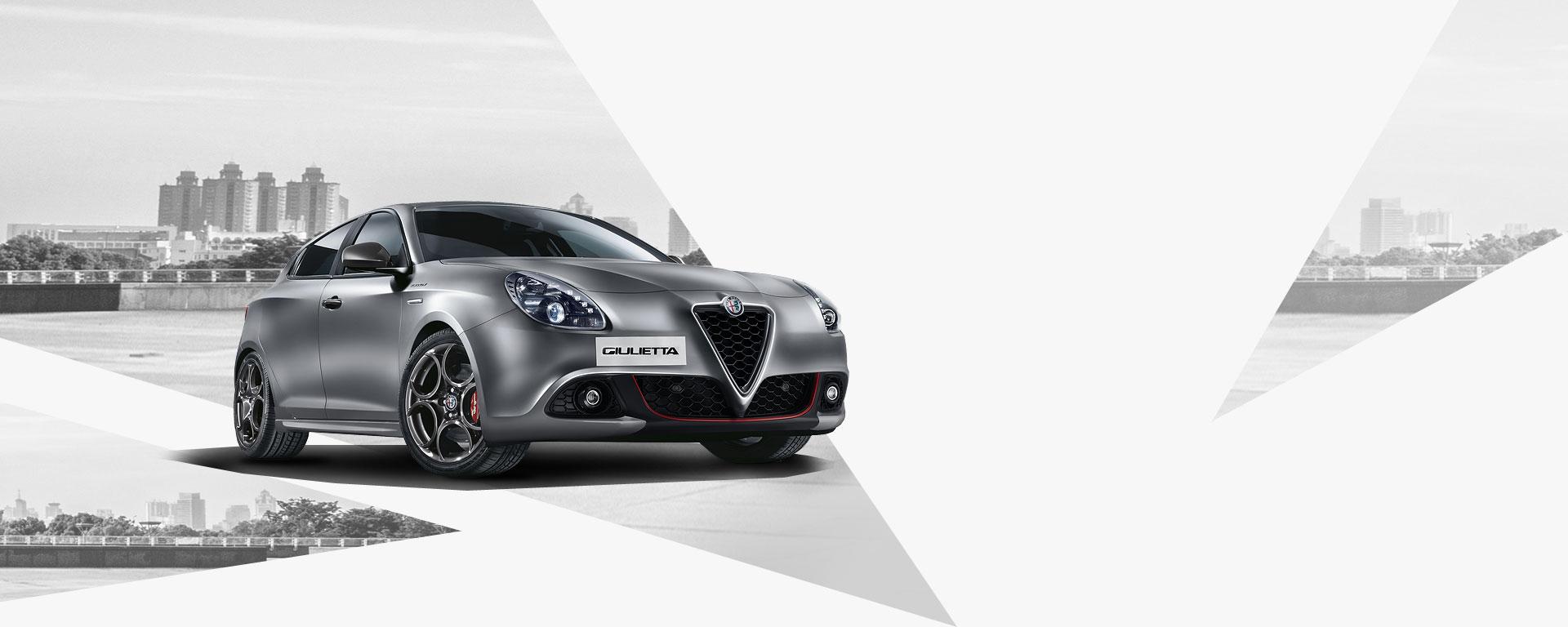 Alfa Romeo na promocji 5
