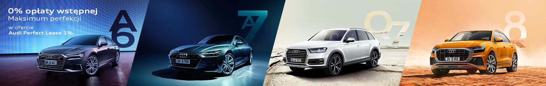 Maksymalne korzyści dla Klientów salonów Audi 2