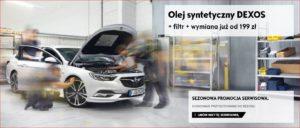 Promocje serwisowe w salonach Opel 4