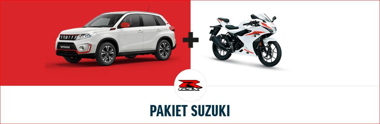 Pakiet Suzuki dla wymagających 1