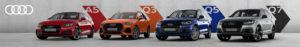 Specjalne ceny na samochody Audi 19