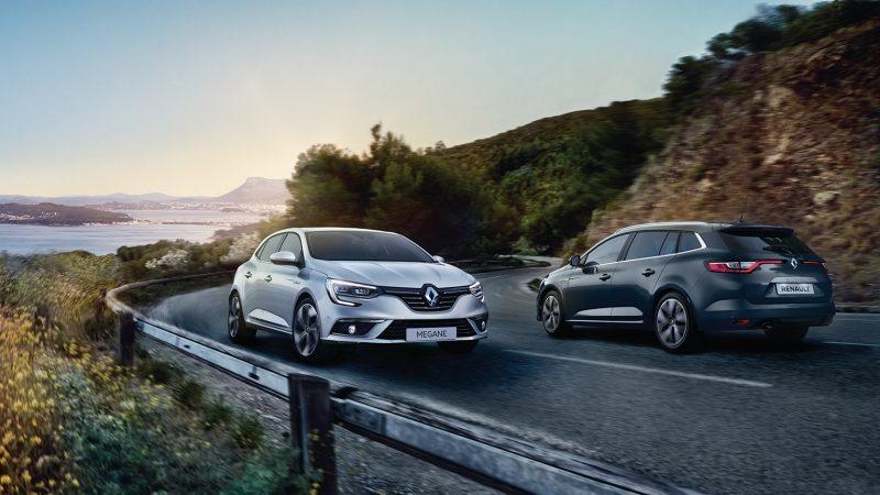 Renault Megane w ofercie biznesowej 7