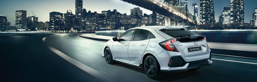 Atrakcyjne raty na Honda Civic 6