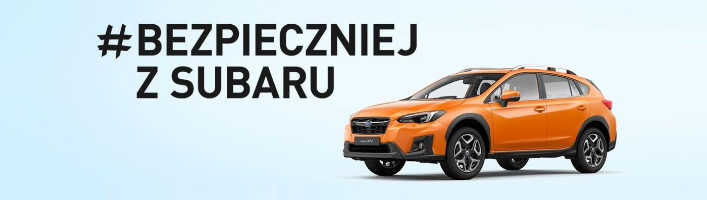 Zadbaj o bezpieczeństwo z Subaru 3
