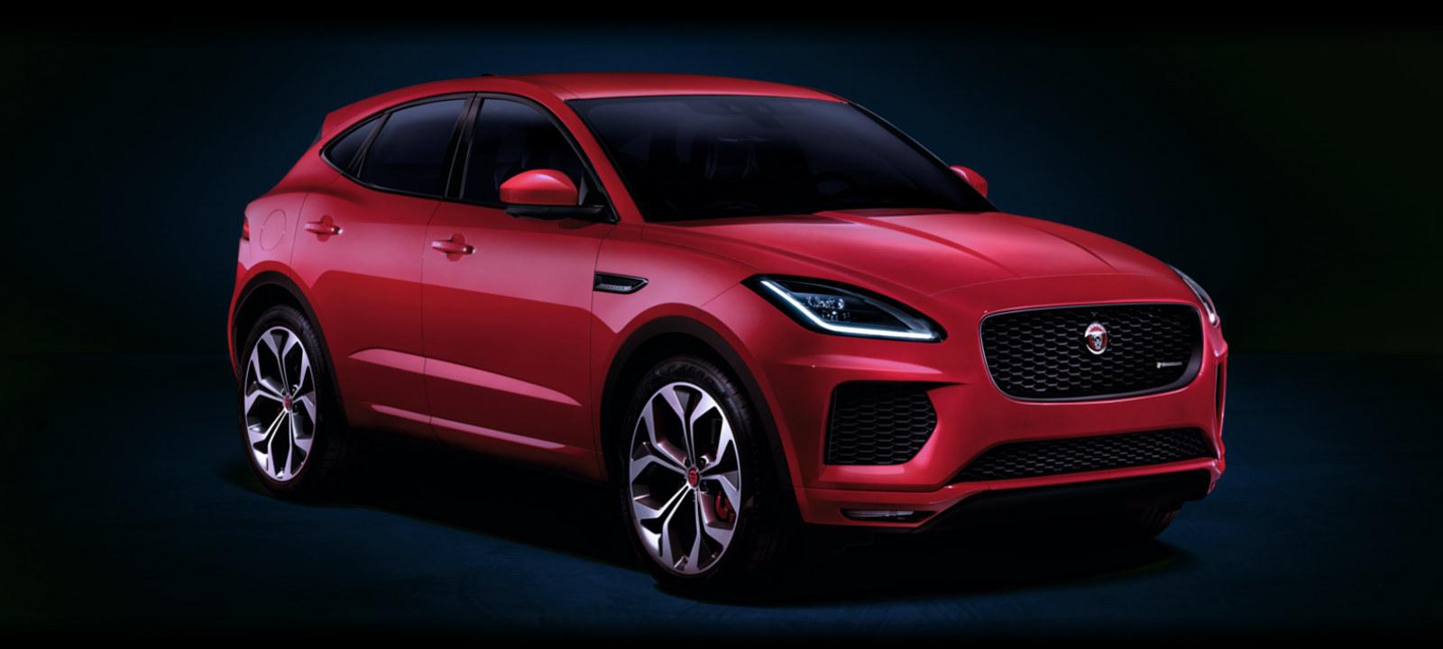 Jaguar E-Pace z 0% opłaty wstępnej 4