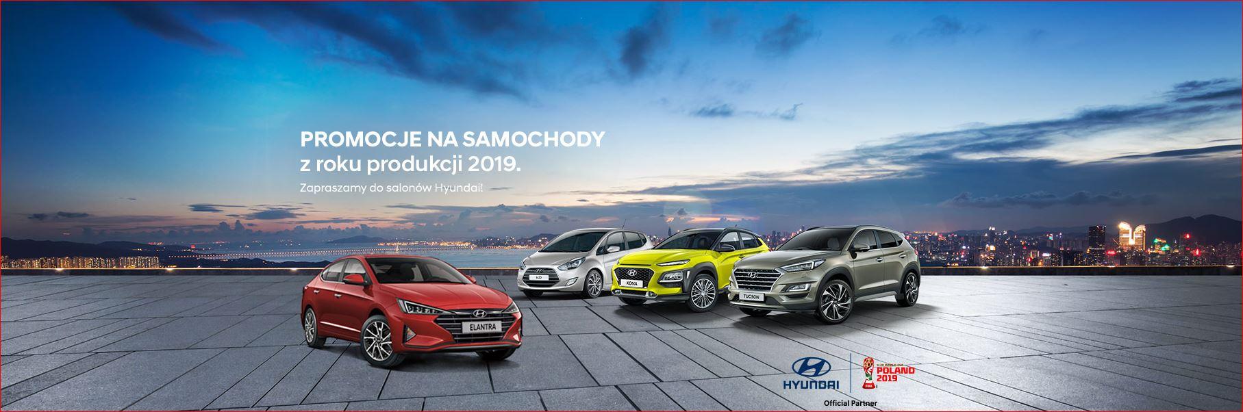 Hyundai ustala promocje na samochody z rocznika 2019 3