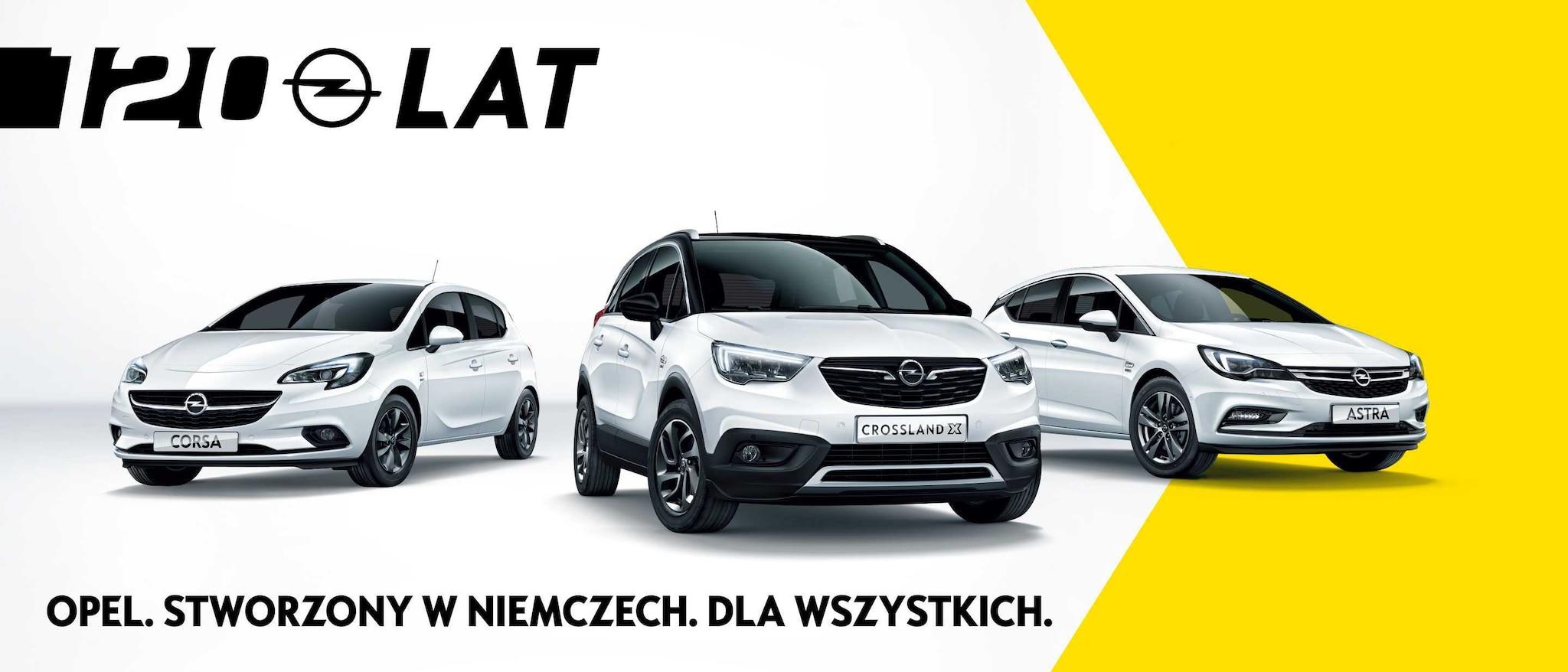Modele z 2019 roku w atrakcyjnych cenach w salonach Opel 2