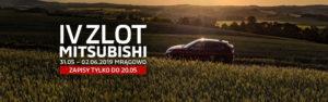 IV Zlot Mitsubishi 1