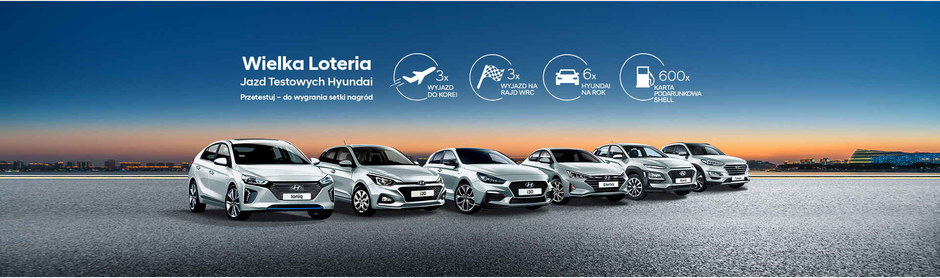 Wielka loteria w Hyundai 2