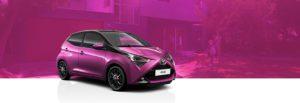 Leasing konsumenci w Toyota 3