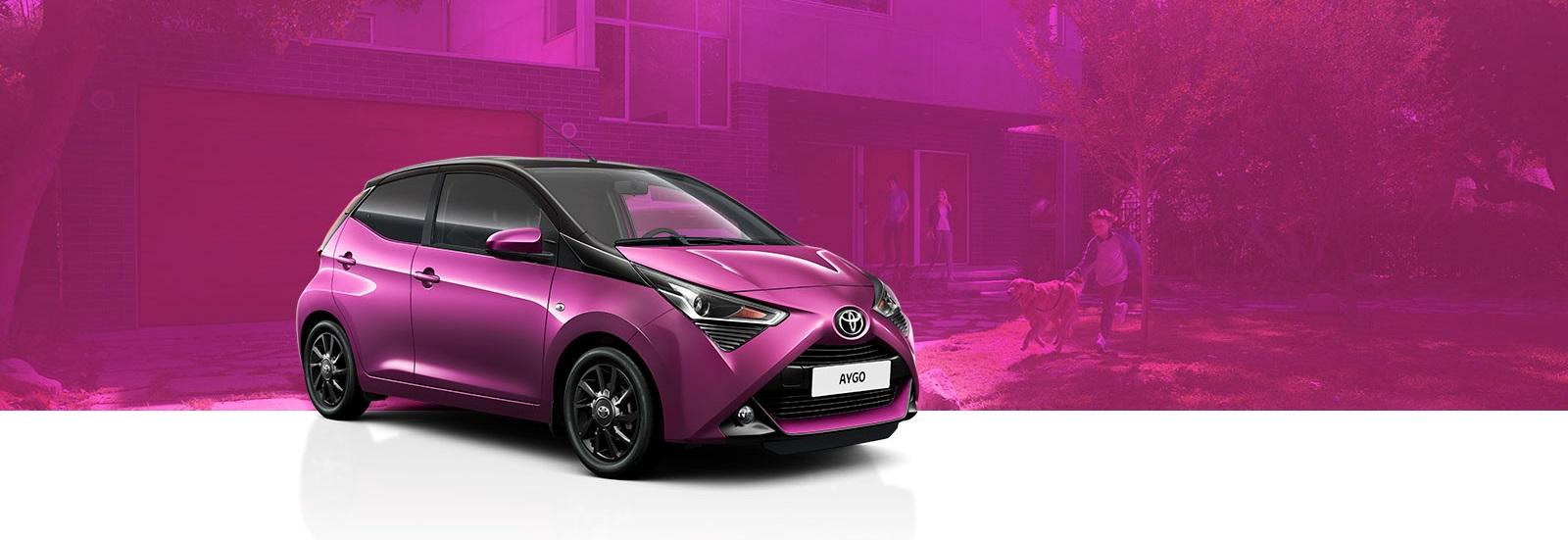 Leasing konsumenci w Toyota 4