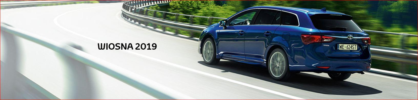 Wiosenny serwis Toyoty w atrakcyjnych cenach 5