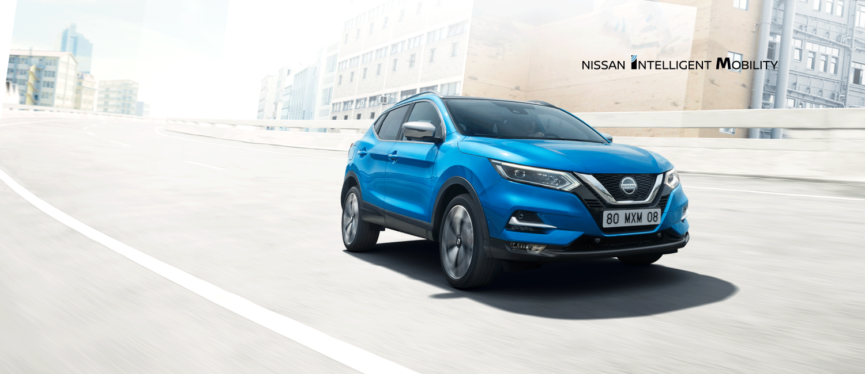 Nissan Qashqai z atrakcyjnym finansowaniem i pakietem gwarancyjnym 3