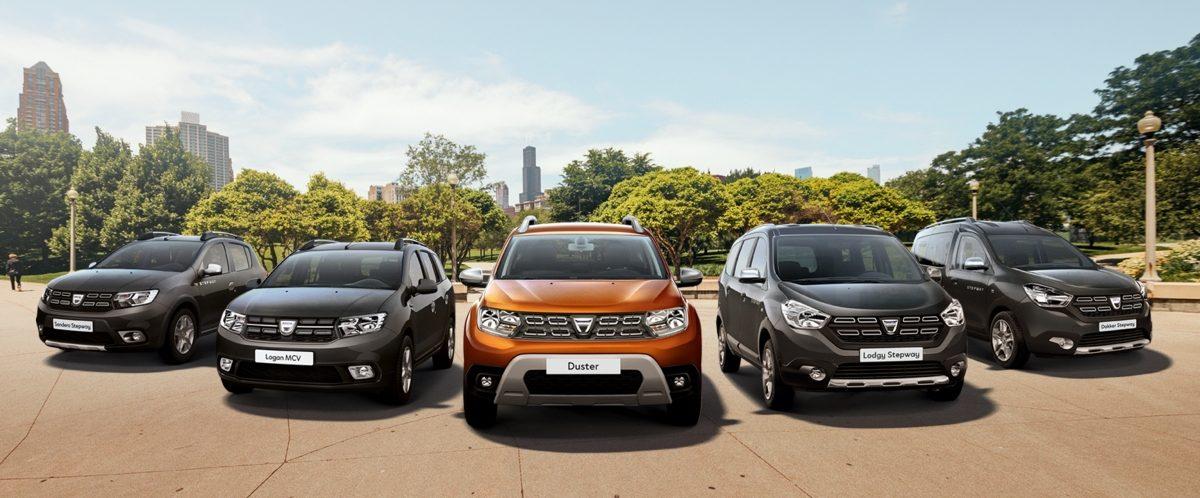 Atrakcyjne oferty w Dacia 3