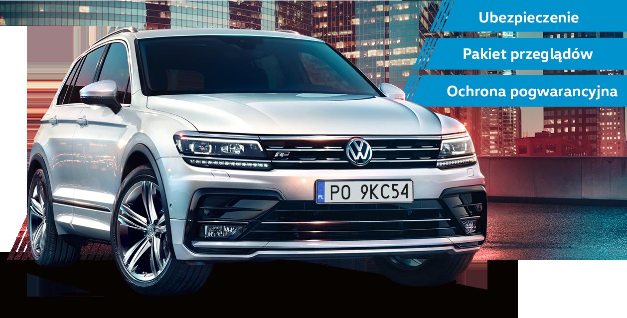 Jedna rata, wiele możliwości w Volkswagen 6