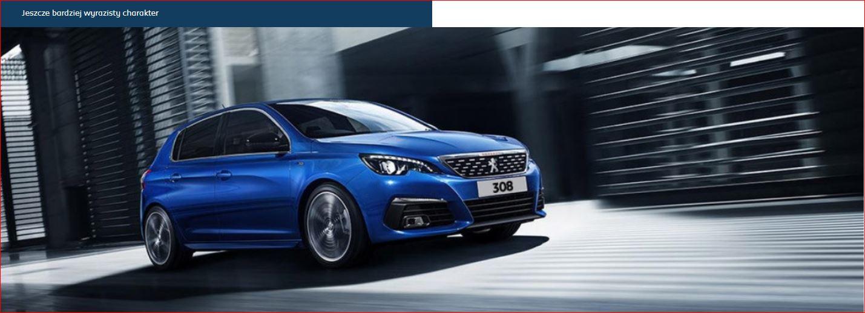 Przetestuj i odbierz voucher w Peugeot 1