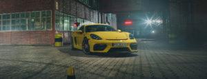Bądź eko z Porsche 1
