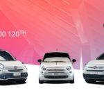 Nowa rodzina Fiat 500 120TH z okazji 120-lecia marki Fiat 8