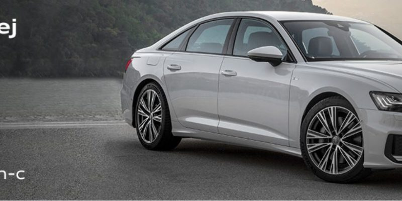 Audi A6 od 1764 zł miesięcznie netto 1