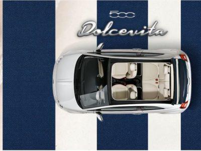 Fiat 500 Dolcevita w atrakcyjnej ofercie 5