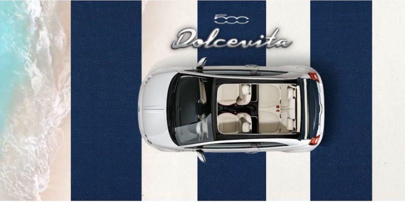 Fiat 500 Dolcevita w atrakcyjnej ofercie 1