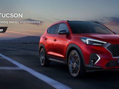 Zyskaj 12 tysięcy złotych kupując nowy Hyundai Tucson 5