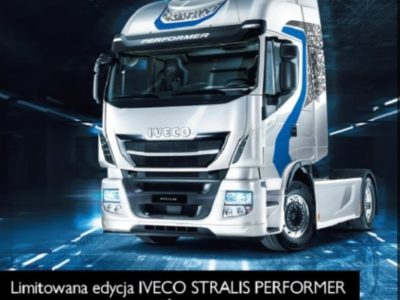 Iveco Starlis Performer w leasingu 0% 2