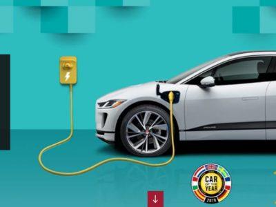 Elektryczny Jaguar I-Pack w atrakcyjnej ofercie 1