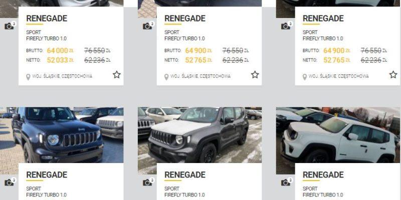 Masz ostatnią szansę, aby kupić Jeep Grand Cherokee 1