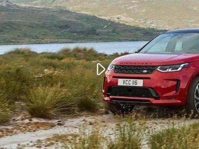 Discovery Sport od 1699 zł netto miesięcznie w Land Rover 8