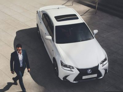 Skorzystaj z Lexus SMARTPLAN 5