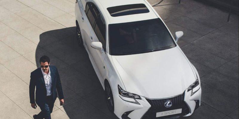 Skorzystaj z Lexus SMARTPLAN 1