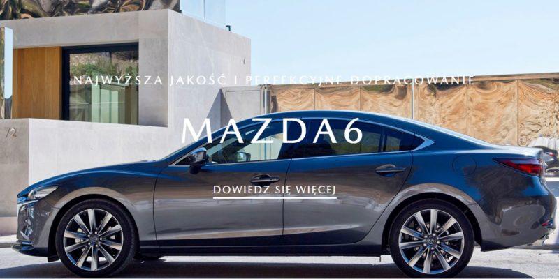 Specjalne oferty na modele Mazdy z 2018 roku 1