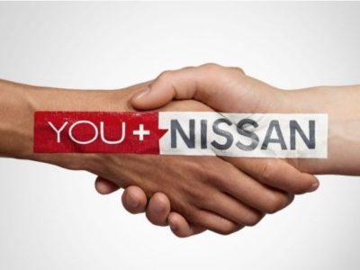 YOU+NISSAN – program dla posiadaczy modeli Nissan 5
