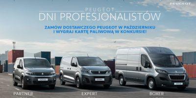 Dni profesjonalistów w Peugeot 4