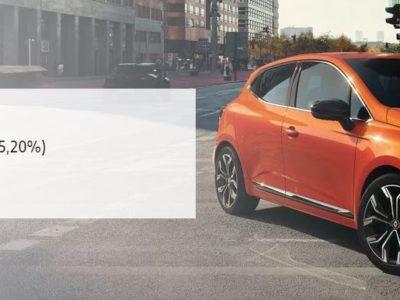 Nowe Renault Clio od 499 zł netto miesięcznie 5