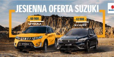 Jesień korzyści w Suzuki 3