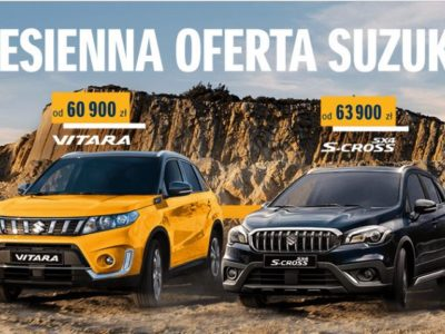 Jesień korzyści w Suzuki 4