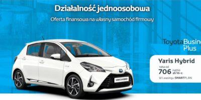Toyota BusinessPlus z myślą o przedsiębiorcach 2
