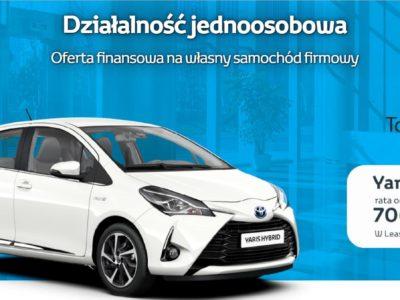 Toyota BusinessPlus z myślą o przedsiębiorcach 8