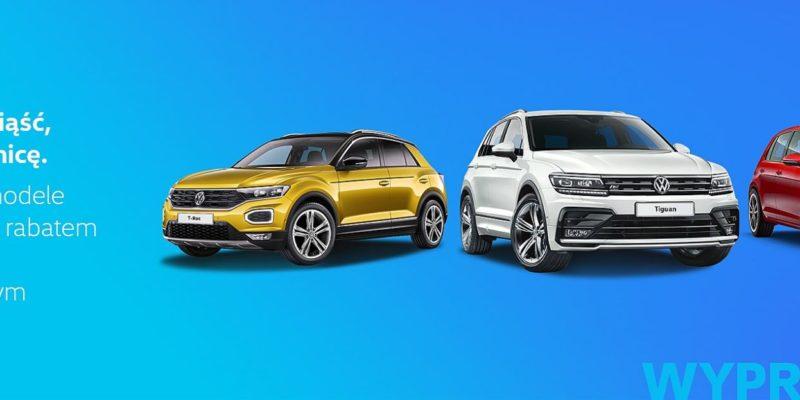 Wyprzedaż rocznika 2019 w Volkswagen 1