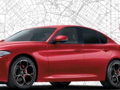 Alfa Romeo Giulia od 1584 zł netto miesięcznie 6