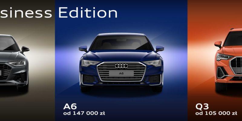 Wyjątkowe oferty Audi dla firm 1