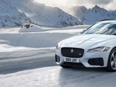 Koła zimowe do nowych samochodów w atrakcyjnych cenach od Jaguar 1
