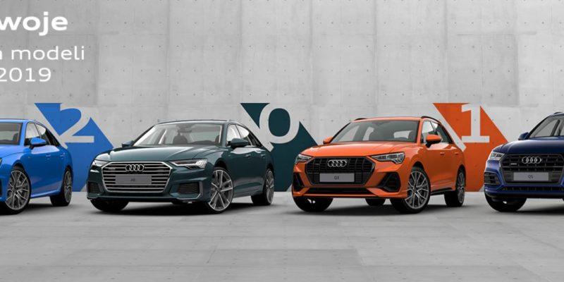 Modele Audi z rocznika 2019 w bardzo atrakcyjnych cenach 1